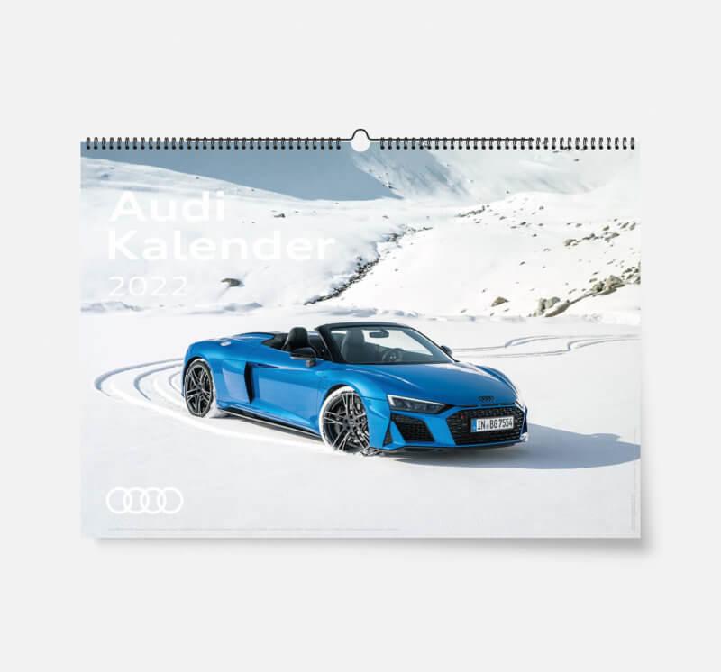 Audi Kalender 2022 DIN A2