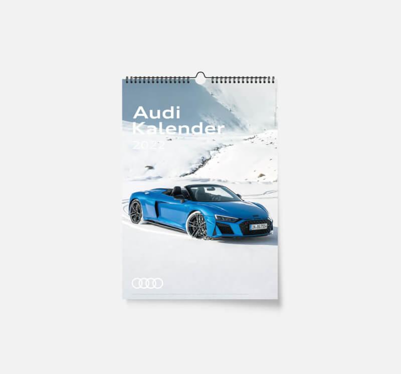 Audi Kalender 2022 DIN A3