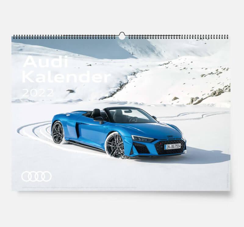 Audi Kalender 2022 XXL