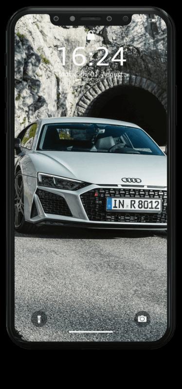 Audi R8 V10 Decennium Wallpaper