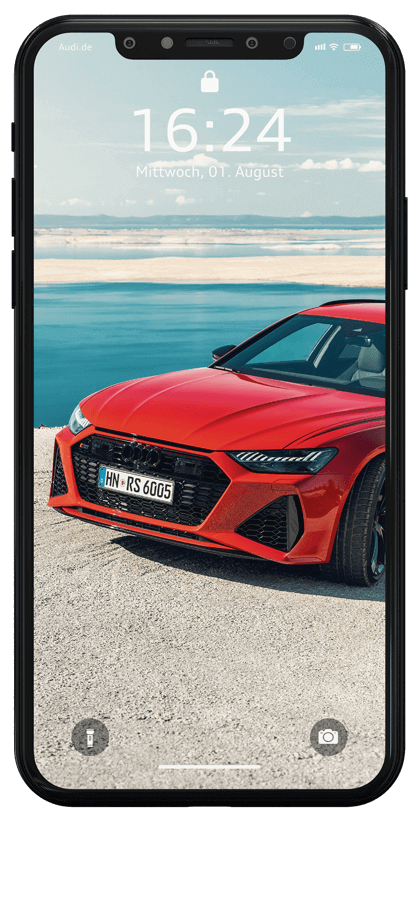 Audi RS6 Avant Wallpaper