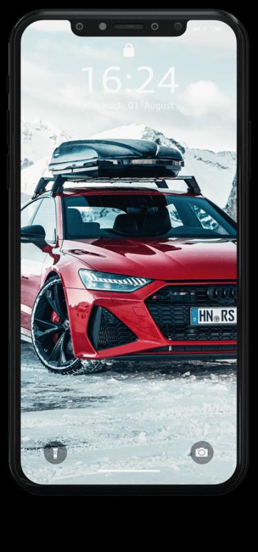 Kalendermotive Audi RS7 Sportback Wallpaper