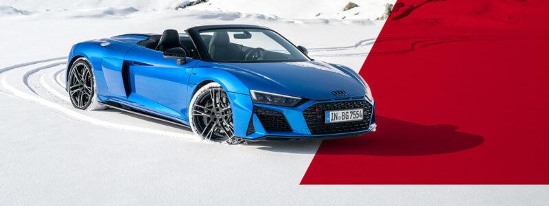 Audi R8 Sypder RWD