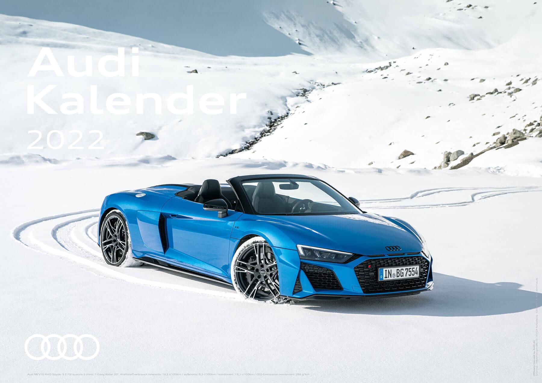 Audi Kalender 2022 A2