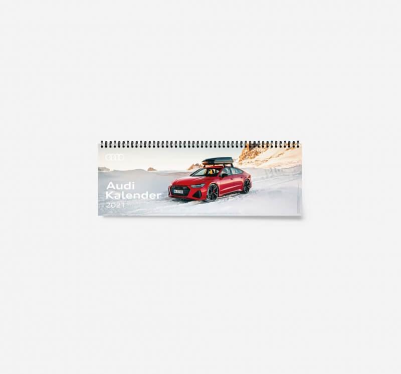 Audi Tischkalender 2021