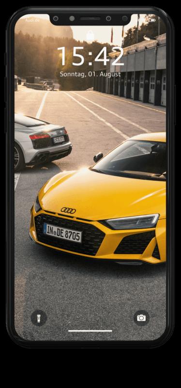4K Wallpaper Audi R8